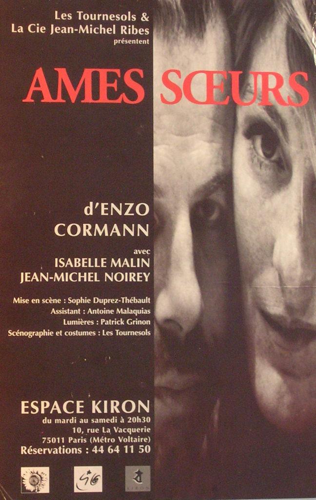 Créations 1996 de la compagnie les Tournesols