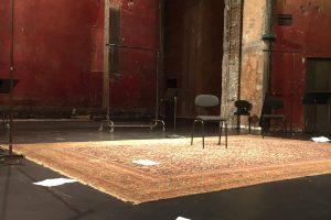 Stage de théâtre dirigé par Sophie Thebault